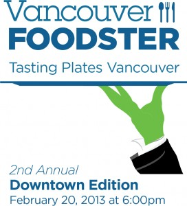 2nd Annual Tasting Plates Vancouver