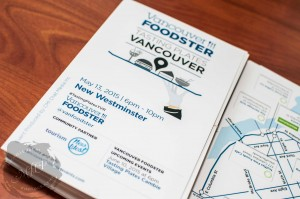 Tasting Plates New Westminster 2015