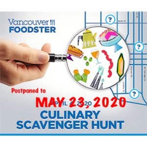 Vancouver Foodster Culinary Scavenger Hunt on May 23