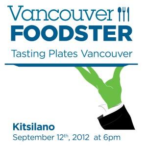 Tasting Plates Vancouver Kitsilano September 12