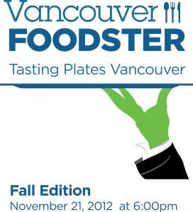Tasting Plates Fall Edition November 21