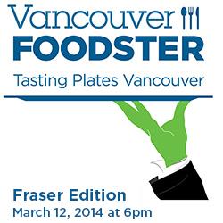 Tasting Plates *Fraser Edition'