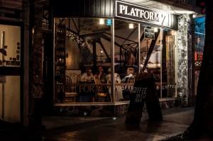 platform 7 outside