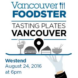 Tasting Plates Westend August 24